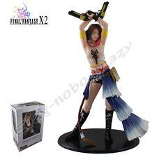 Final Fantasy X-2 YUNA 1/6 Scale Soft Vinyl Statue PVC Figure New In Box