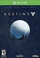 Destiny Limited Collectors Edition Xbox One NEW