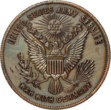 United States Army Service / War with Germany / Service Record / Company Regt.