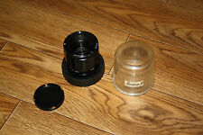 MC Volna 9 2.8/50 USSR Lens