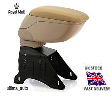 Beige Universal Arm Rest Armrest Console caravan van bus car