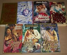 Lot of 7 SHIRLEE BUSBEE The Tiger Lily SPANISH ROSE Midnight Masquerade PB