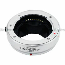 Electronic AF Auto Focus Adapter for Four Thirds 4/3 lens to Olympus Micro M4/3