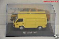 Nr. 79 DeAgostini 1:43 - Mercedes Benz Sammlung  - MB 100 D (1988) in Box #