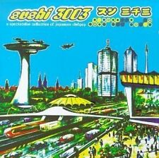 Sushi 3003 (Japanese Club Pop, 1996) Sp 1200 Productions, Les 5-4-3-2-1, .. [CD]