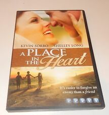 A Place in the Heart  Kevin Sorbo Shelley Long Jason Burkey DVD