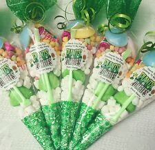20 X Plants Vs Zombies Pre Filled Party Cones Personalised +free sweet bag