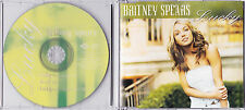 Britney Spears - Lucky - Long deleted UK 3 track CD