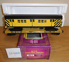 MTH 20-98365 MTA JTTX TRAIN FLAT CAR R-17 SUBWAY O SCALE NEW YORK CITY TRANSIT