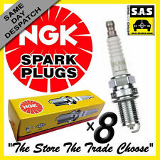 NGK 8 Pack Spark Plugs a BKR6E-11 2756  X 8