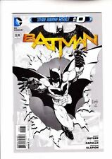 Batman#0 1:200 Greg Capullo Variant Cover