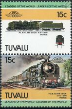 1909 PLM Class 231C / Nord 231K 4-6-2 Paris Lyons & Med Train Stamps / LOCO 100