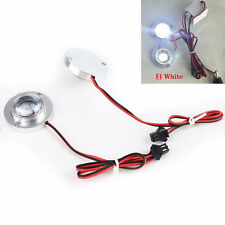 Car Aluminum 2LED Strobe Bulb Light Emergency Warning Flash 12V With Controller