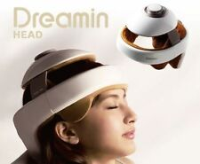 Dreamin Head Massage Therapy Unit - Home wellness heater device, from Japan EMS