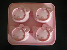 Hello Kitty candy chocolate crayon mold ice tray mini cake pan birthday party