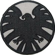 Marvel Agents of Shield Emblem Embroidered Patch Badge  Sew / Iron-on 9cm