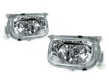 Depo 96 - 99 Mercedes Benz E-Class W210 Replacement Crystal Glass Fog Lights Set
