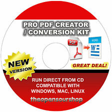 Professional pdf creator kit-convertir des fichiers pdf en documents word facilement