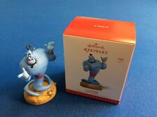 Genie: Yo, Rugman! (Disney's Aladdin) - 2015 Hallmark Keepsake ornament in box