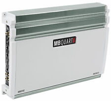 MB QUART NA360.4 360 Watt RMS Nautic Series 4-Channel Marine Boat Amplifier