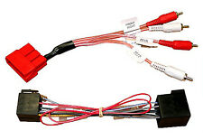 PC9-410 Audi A4 1994 to 2006 RCA Fully Amplified Bypass Wiring harness Lead