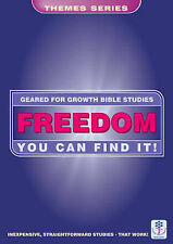 Freedom: You Can Find It!: Bible Studies to Impact the Lives of Ordinary People