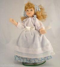 BAMBOLA di PORCELLANA - dolls house casa bambola #w - nuovo