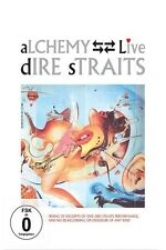 "DIRE STRAITS ""ALCHEMY LIVE (20TH ANN EDT)"" BLU RAY NEW+"