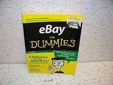 eBay for Dummies Paperback Book