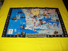 FORGOTTEN REALMS CONSPECTUS DUNGEONS & DRAGONS AD&D TSR NICE MAP - 2