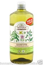 59281 Shampoo Nettle & Burdock oil for normal hair 1000ml Green Pharmacy