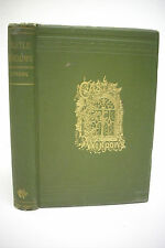 1876 First Edition CASTLE WINDOWS *Lathem Cornell Strong *Poems*Poetry*RARE!