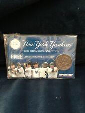 Ny Yankees Medallion Coin Sealed Mint  Ny Post