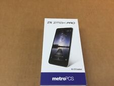 NEW FACTORY UNLOCKED ZTE Z981 ZMAX PRO (metroPCS) Android 6.0.1 LTE Smartphone