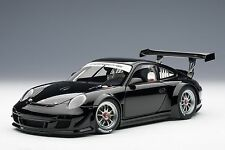 Porsche 911 (997) GT3 R 2010, Plain Body Version, Black 1:18 AUTOart 81071 New