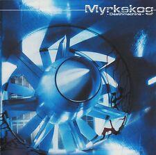 """MYRKSKOG """"Deathmachine"""" NEW Jewel Case CD 2000/2007 Black Death zyklon urgehal"""