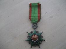 Turkey/Turkish/Ottoman/Osmani Order of Osmani-4th class-WW1 w/ribbon