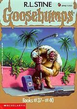 Goosebumps Boxed Set, Books 37 - 40:  The Headless Ghost, The Abominable Snowma