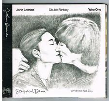 JOHN LENNON & YOKO ONO - DOUBLE FANTASY - STRIPPED DOWN - CAPITOL 2010 - 2 CD