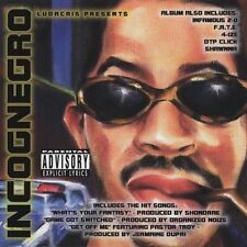 Incognegro [PA] by Ludacris (CD, Jun-2000, DTP)