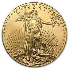 2010 1 oz Gold American Eagle Coin