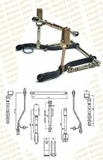 3 POINT LINKAGE KIT COMPACT TRACTOR CAT 1 SUITS LATER MODEL KUBOTA'S UP TO 31HP