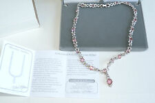 Nolan Miller Glamour Collection Crystal Roxanne Necklace NEW