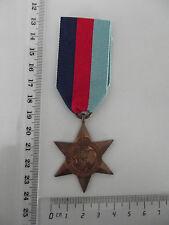 (GB)  Britischer Orden Original WWII Campaign Star 1939-45