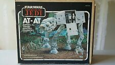VINTAGE 80'S STAR WARS RETURN OF THE JEDI  AT-AT WALKER 100%COMPLETE CLEAN LQQK!