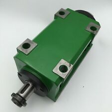 3KW BT40 4HP Spindle Unit Head Power 30mm 3000rpm 5Bearings for CNC Drilling