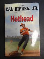 Cal Ripken Jr. Signed Hothead Book Autograph Auto PSA/DNA U89972
