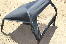 POLARIS RZR800, 800S XP900 570 UTV SOFT TOP/ REAR WINDOW / COVER  2008-14