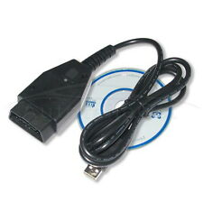 USB Diagnose Interface Fehler auslesen Audi 80 100 V8