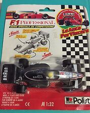 Tyrrell 020 Braun Honda (Polistil F.1 Professional Slot Car 1/32 New In Blister
